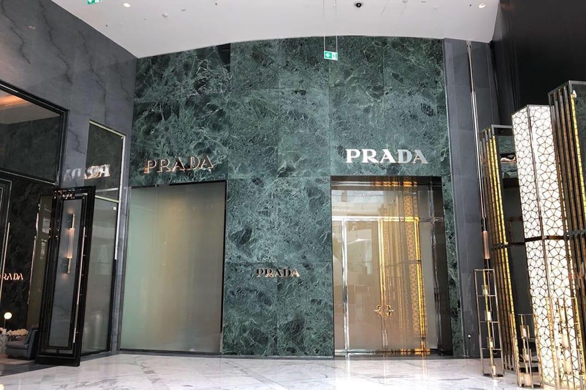 Dubai, Prada - Menegoni