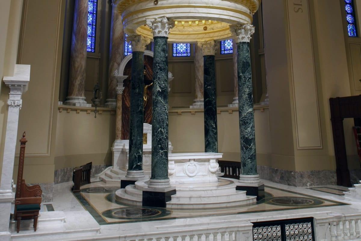 Sioux Falls / Saint-Joseph Cathedral - Menegoni